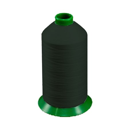 American & Efird AandE Outdoor Thread, Tex 70, Carafe Green - 6000 Yard Spool by American & Efird