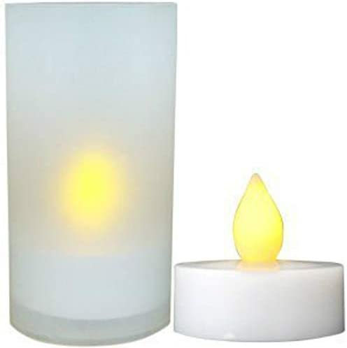 Daffodil LEC008 - Velas LED - Pack de 6 Velitas Eléctricas para ...