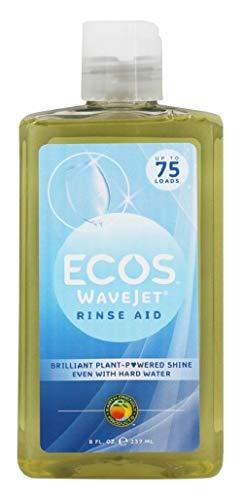 Ecos WaveJet Rinse Aid,8 fl oz ()