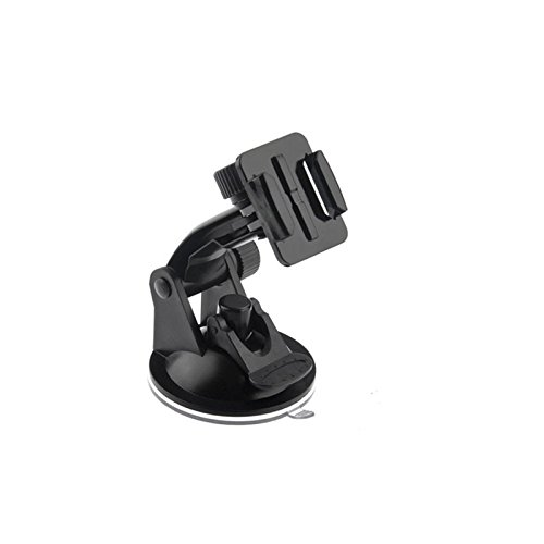 Muicatte New Suction Cup Mount for GoPro Hero Camera 6/5/5S/4/3+/3/2/1
