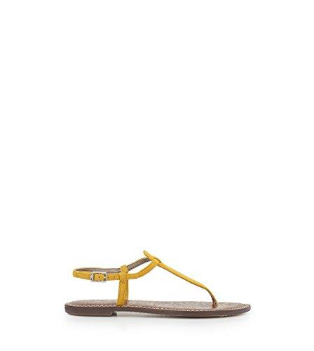 Sam Edelman - Sandalias de vestir para mujer amarillo
