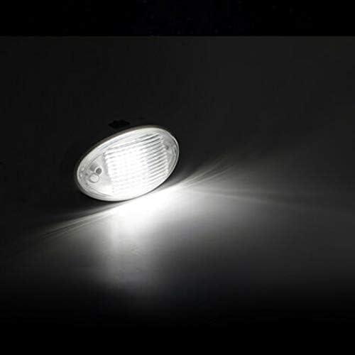Fanuse 12V LED Lumi/èRe avec Interrupteur Caravane Camping-Car Bateau Auvent Annexe D/éMarrage Tunnel Blanc