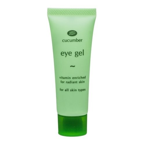 Boots Cucumber Eye Gel Vitamin Enriched For Radient Skin For all Skin Types 15 ml