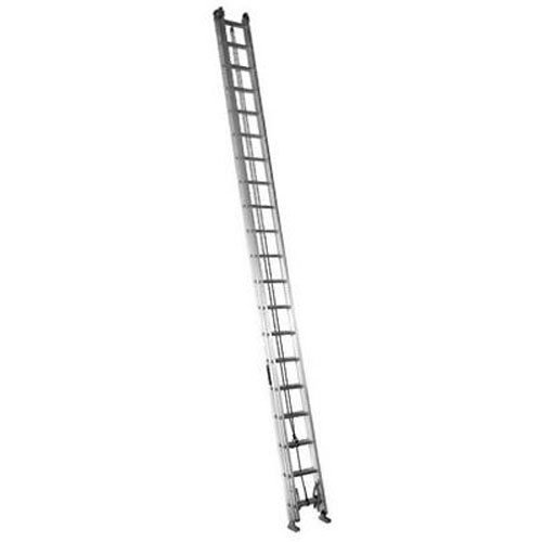 Louisville Ladder AE2240 Aluminum Extension Ladder 300-Pound Capacity, 40-Feet