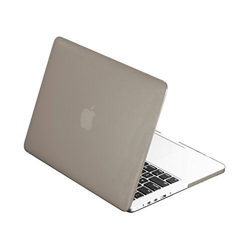 TOP CASE - Retina 13-Inch Rubberized Hard Case Cover for MacBook Pro 13.3