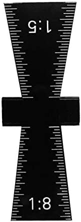 Schwalbenschwanz Ritzen Holzbearbeitungswerkzeuge Holzbearbeitungsritzen Perforationssuchger?t Neu Ritzen Positionieren Holzbearbeitungswerkzeuge - Schwarz