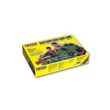 Noch 60805 Ho Landschaftsbau Bastelpaket Amazon De Spielzeug