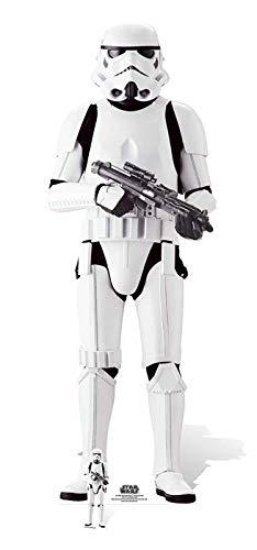 Star Wars Rogue One - Expositor de cartón (180 cm), diseño de ...