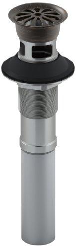 Kohler Lavatory Drain - Kohler K-7129-A-2BZ Lavatory Grid Drain Less Overflow, Oil Rubbed Bronze