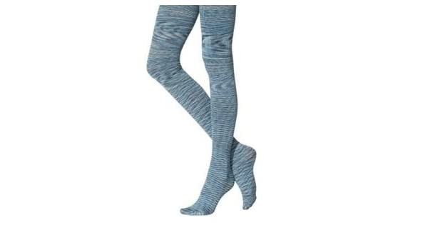 944cde5d8a04e Amazon.com: Missoni for Target Women's Stockings Tights - All Over Space  Dye VIA BLUE: Everything Else