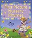 First Picture Nursery Rhymes (First Picture Board Books) by Jo Litchfield (2005-07-06)