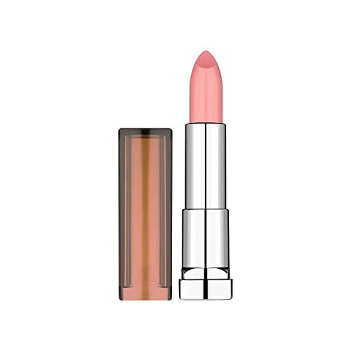 Maybelline Color Sensational Nudes Lipstick 207 Pink Fling (Pack of 6) - メイベリンカラーセンセーショナルなヌードは207ピンクの情事口紅 x6 [並行輸入品] B07255JJTN