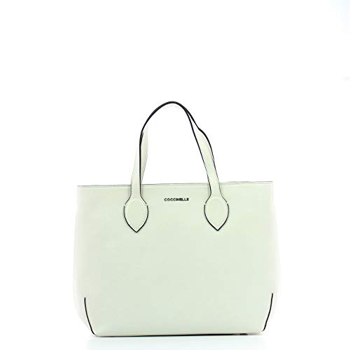 Yamilet Maletín Bolsos Mujer Coccinelle Blanche dTx1p7q81w
