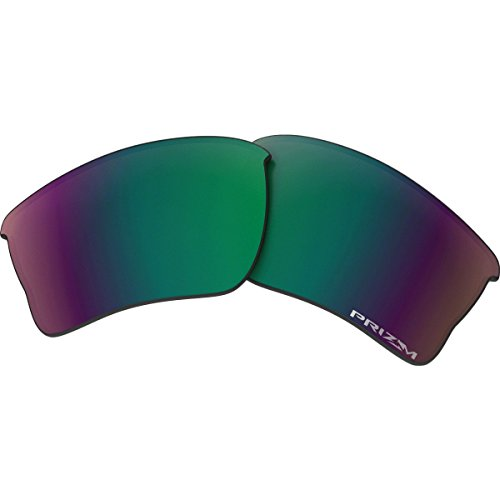 Oakley Quarter Jacket Adult Replacement Lens Sunglass Accessories - Prizm Shallow Water Polarized/One Size