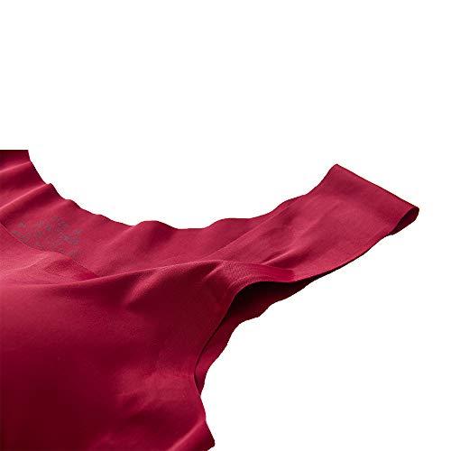 Ouverte Lingerie Angelof Caraco Dessous Coquin Soutien Erotique Coquine Wine gorge Sexy Nuisette Rouge Avec Femme Corselet wwHO8BqA