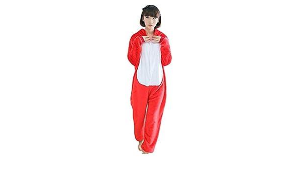 Unisex C/álido Pijamas para Adultos Cosplay Animales de Vestuario Ropa de Dormir