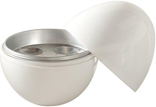 Amazon.com: Nordic Ware – Microondas Huevo Caldera, Olla de ...
