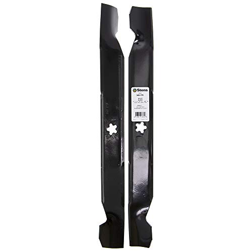 Stens 340 178 Hi-Lift Lawnmower Tractor Blade Pack of 2