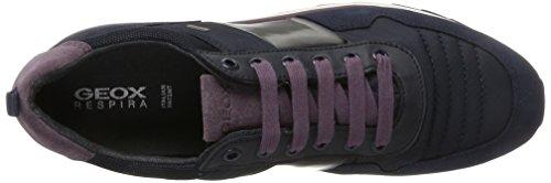 a Zapatillas para Navy ABX Azul Aneko B Geox D Mujer w1FI4F