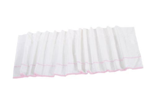 Baby Doll Bedding  Unique Window Valance, Pink by BabyDoll Bedding