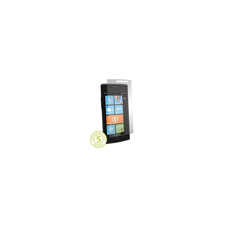 Samsung Focus Flash i677 i 677 Cell Phone Classic Clear