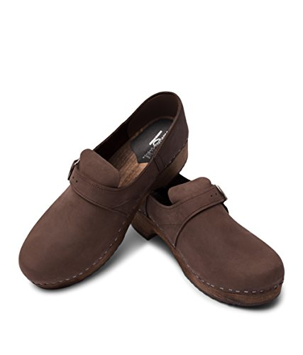 Sandgrens Swedish Wooden Clogs For Men | Gunnar Fudge ABCKQ7mo