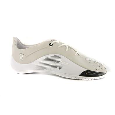 Puma Mens Kraftek Ferrari White Motorsport Trainers UK 10.5  Amazon ... bea5cdce0