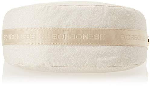 Borsa L Borbonese 33 Donna Avorio 13 934757 A H Cm X w Spalla 35 qr775ROC