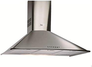 Teka DM 775 603 m³/h De techo Acero inoxidable A - Campana (603 m³/h, Canalizado, A, F, C, 53 dB)