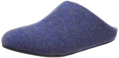 Bleu Felt Chaussons Chrissie meteor Blue 632 Mules Fitflop Femme xXqOwfnn
