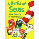 img - for A Hatful of Seuss Five Favorite Dr. Seuss Stories Horton Hears Awho! If I Ran the Zoo Sneetches Dr. Seusss Sleep Book Bartholomew and the Oobleck - 1997 publication. book / textbook / text book