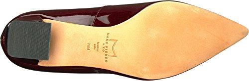 Vinaccia Di Marc Fisher Ltd Donna Mlzala Pompon Nero Ciliegio
