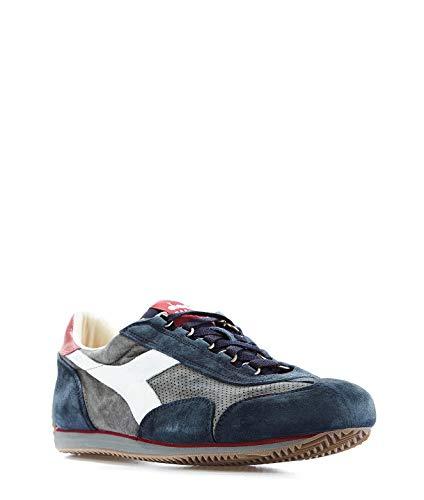 173900c5964 pelle blu Men in Diadora Heritage Sneakers TqxEwaTnvU