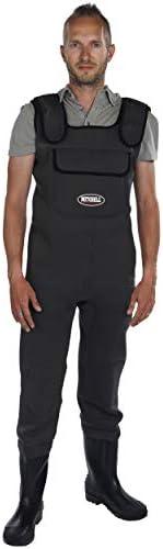 Mitchell - Pantalones de vadeo Unisex (Neopreno), Todo el año ...