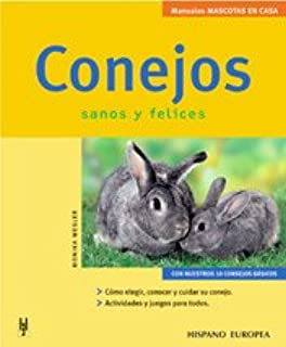 Conejos (Mascotas en casa)