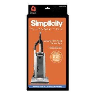 Simplicity Type M HEPA Vacuum Bags SMH-6