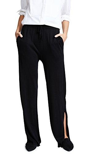 Cashmere Silk Knit Pants - 1