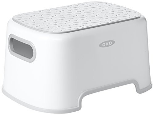 Why Choose OXO Tot Step Stool, Gray