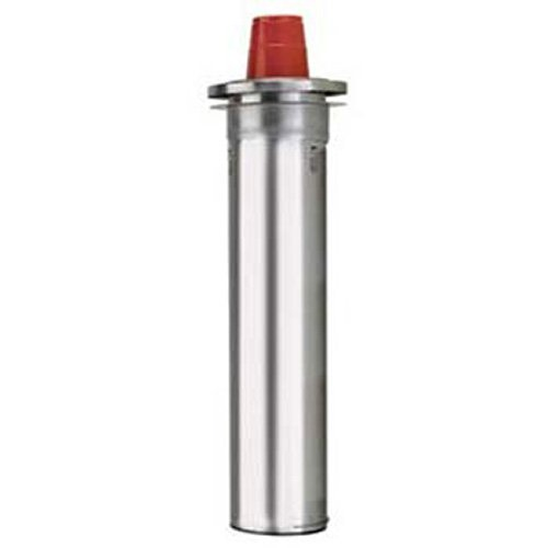 Rite Cup Dispense (Dispense Rite ADJ-2 Stainless In-Counter Cup Dispenser, 6 7/8 x 19 9/16 inch - 1 each.)