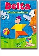 Book Delta 4 (Serie Delta Matematicas, Texto)