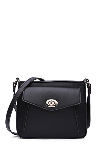 Purses Farrow Collection Mia Designer K Ladies Shoulder by Handbag MKF body Cross Black Darleen tq7wv
