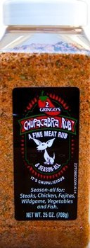 Gringos Chupacabra Rub Original Ounce product image