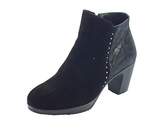 Boots Women's Susimoda Susimoda Susimoda Black Boots Boots Black Women's Black Women's Susimoda Susimoda Black Women's Boots wxOwq