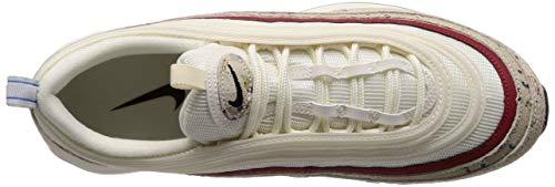 001 NIKE Sail Premium Amarillo Air Herren 97 Red Sneakers Max University Black Mehrfarbig aC7qa