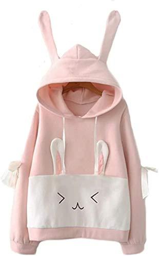 Leuke Lolita Hoodie Kat Oor Sweater Hoodie Jas