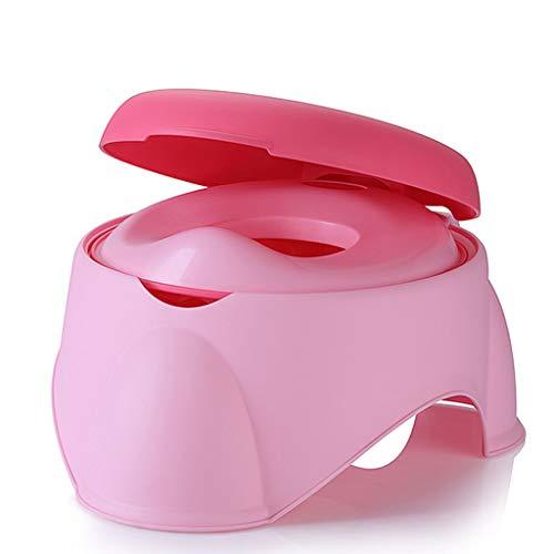 Baby Potty Toilet Training Chair Seat, Plastic Pad Non-Slip ()