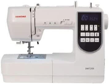 Janome - DM7200 electrónica: Amazon.es: Hogar