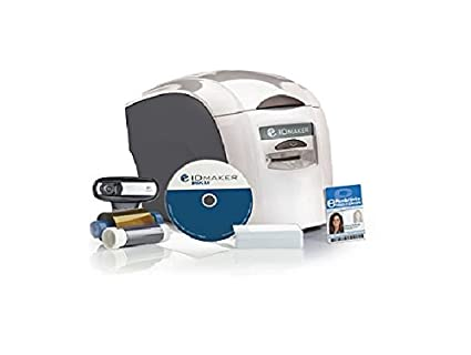 amazon com idville small business edition complete id badge maker