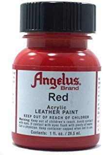 Angelus Brand Acrylic Leather Paint for Christian Louboutin Heels Only (1fl. Oz. / 29.5 Ml.) ()
