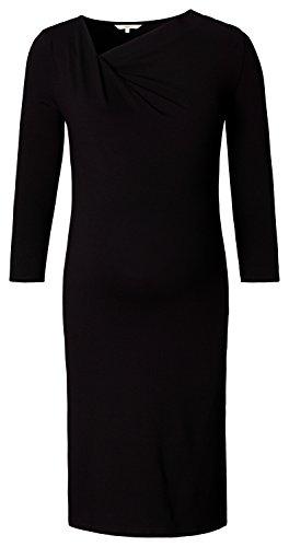 Noppies Dress 3/4 Slv Sandra - Vestido Mujer Negro (Black C270)